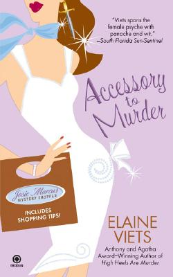 Accessory to Murder By Viets, Elaine